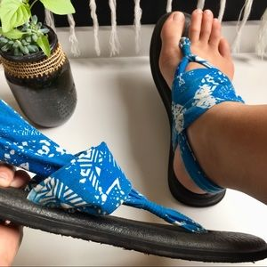Blue Tribal Sanük Yoga Slings